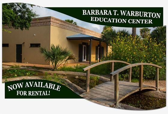 Barbara T Warburton Education Center