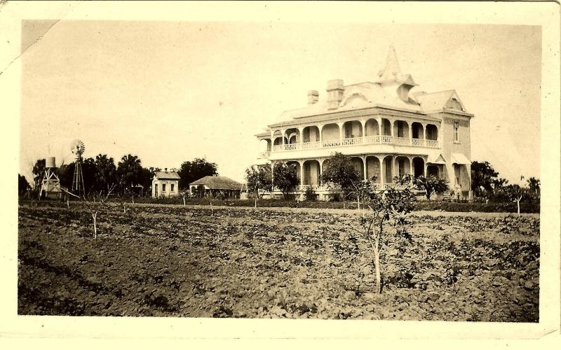 Rabb Plantation circa 1925