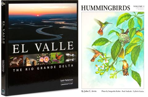 El Valle and Hummingbirds Vol I Covers