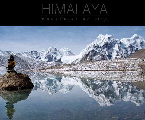 Himalaya book cover