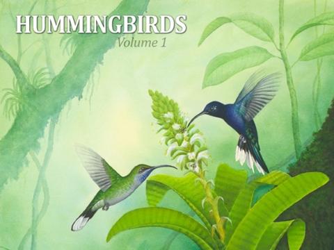 Hummingbird Vol I Cover